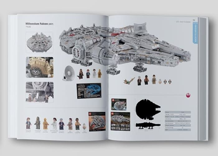 LEGO Book Star Wars Ultimate Collector Series 7