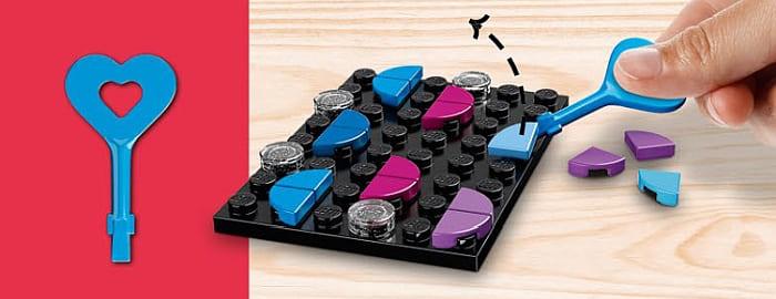 LEGO Brick Separator Keys