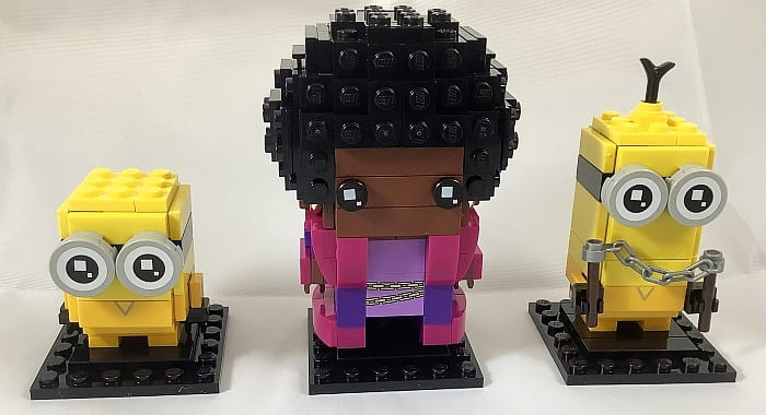 LEGO BrickHeadz Minions 1