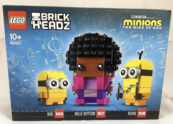 LEGO BrickHeadz Minions 10