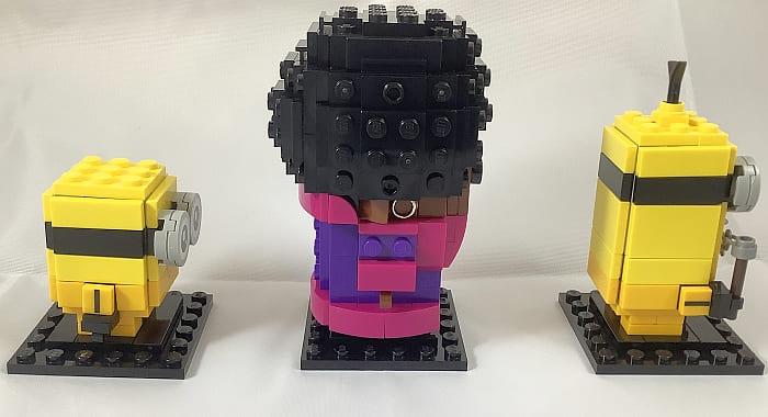 LEGO BrickHeadz Minions 13