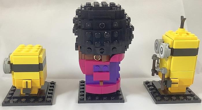 LEGO BrickHeadz Minions 2