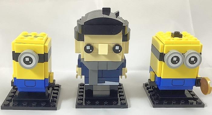 LEGO BrickHeadz Minions 5