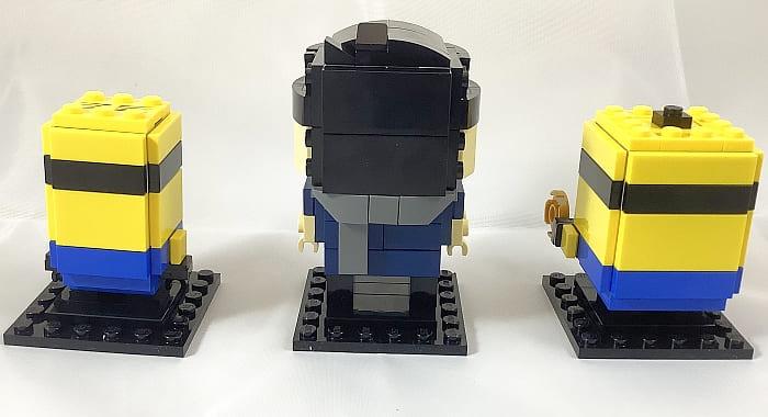 LEGO BrickHeadz Minions 7
