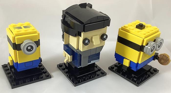 LEGO BrickHeadz Minions 9