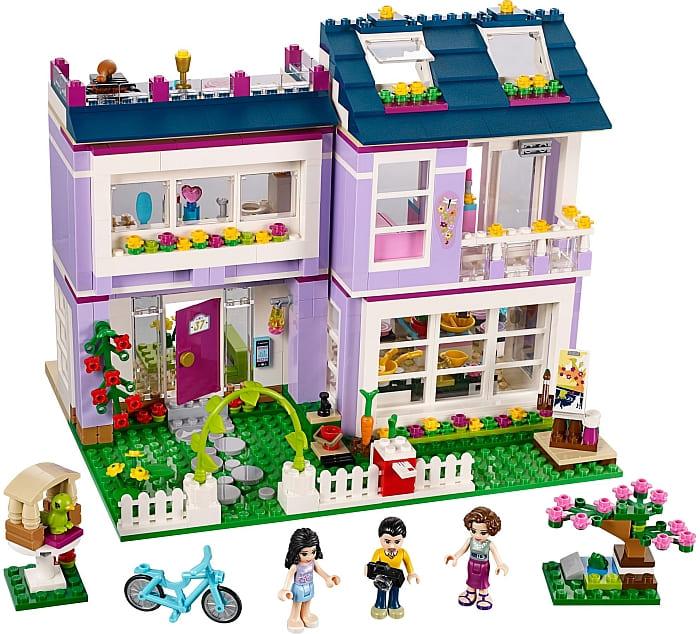 LEGO Friends Emmas House 41095