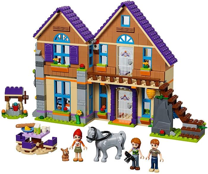 LEGO Friends Mias House 41369
