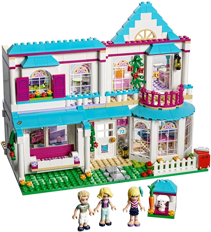 LEGO Friends Andrea's Family House Review