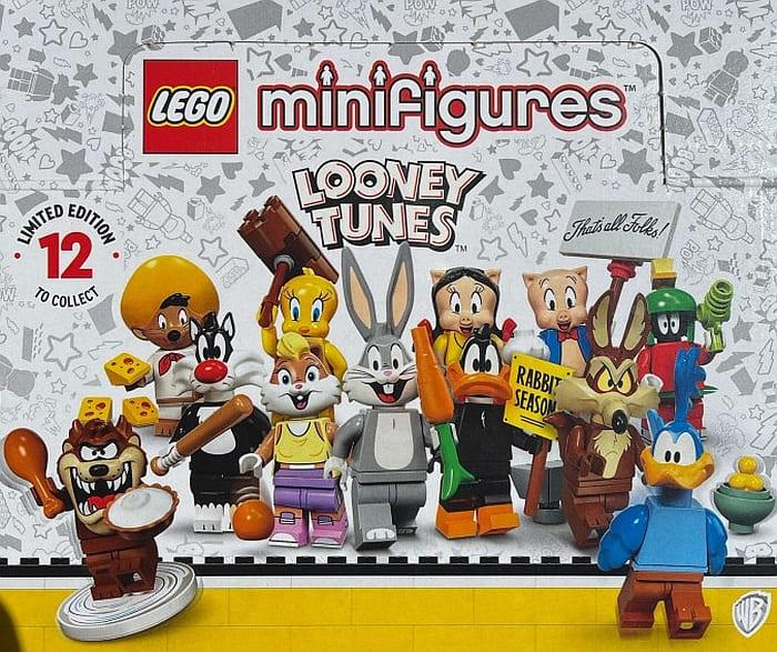 LEGO Looney Tunes Minifigures 1
