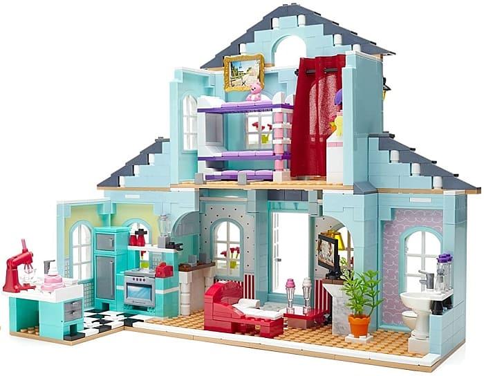 Mega Blocks Graces House 2
