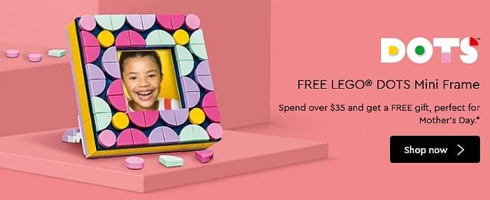 Shop LEGO DOTS Freebie