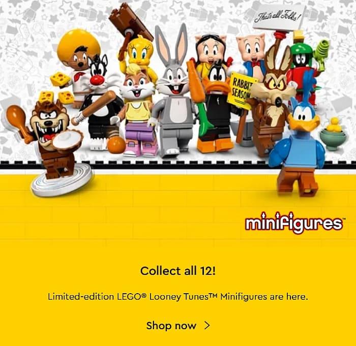 Shop LEGO Looney Tunes