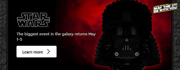 Shop LEGO Star Wars May 2021