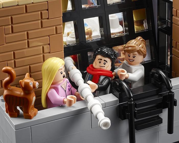10292 LEGO Friends Apartments 10