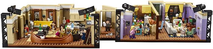 10292 LEGO Friends Apartments 12
