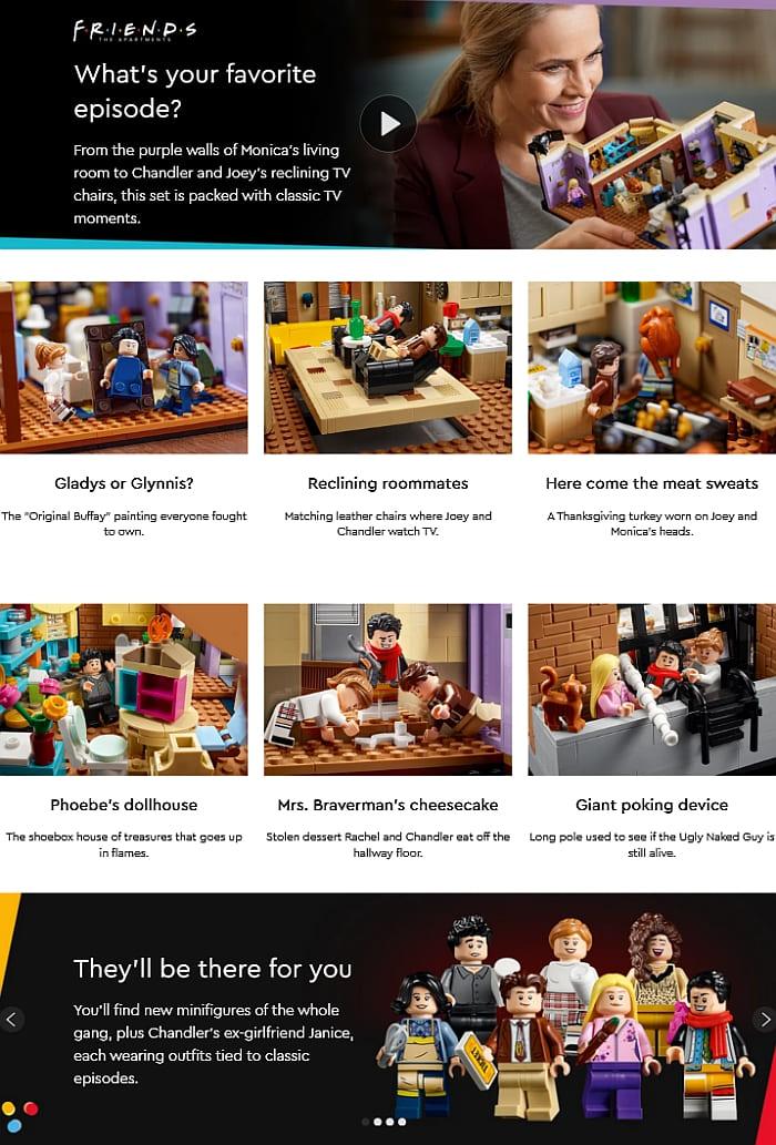10292 LEGO Friends Apartments 14 1