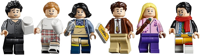 10292 LEGO Friends Apartments 3