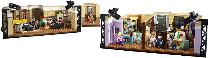 10292 LEGO Friends Apartments 4