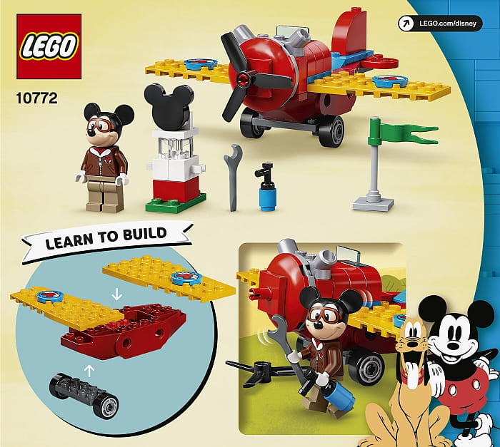 10772 LEGO Disney 2