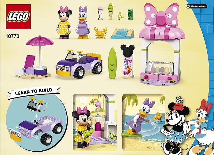 10773 LEGo Disney 2