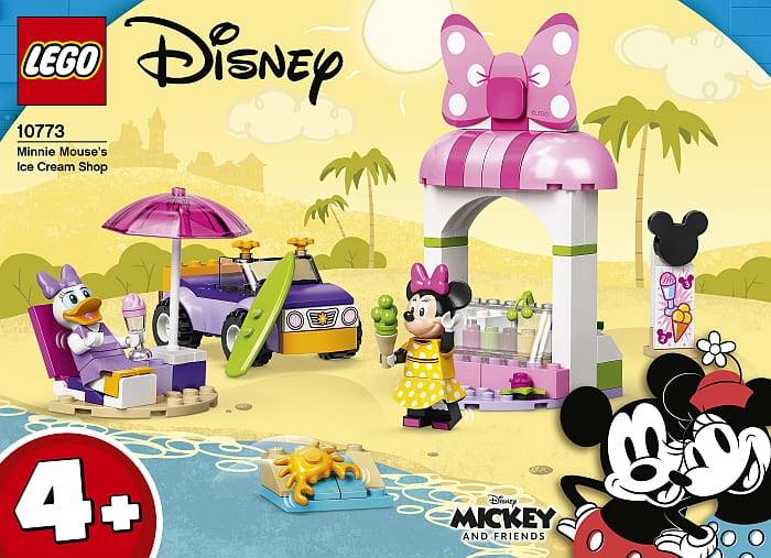 10773 LEGo Disney