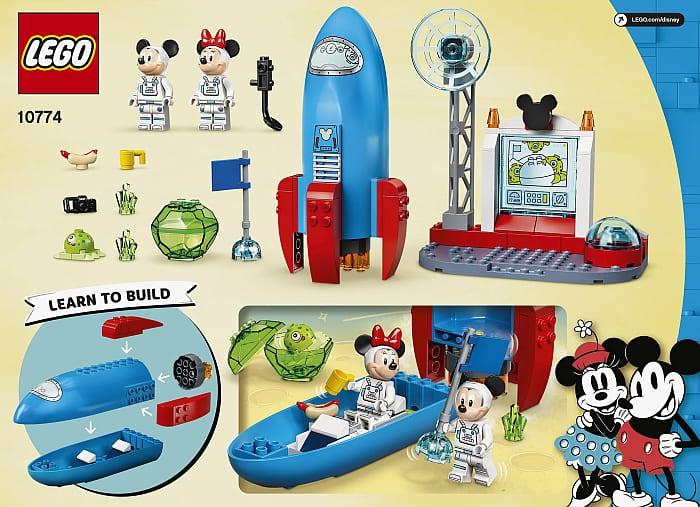 10774 LEGOO Disney 2