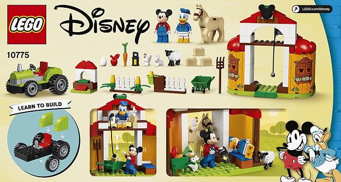 10775 LEGO Disney 2