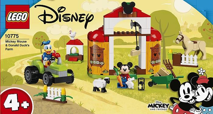 10775 LEGO Disney