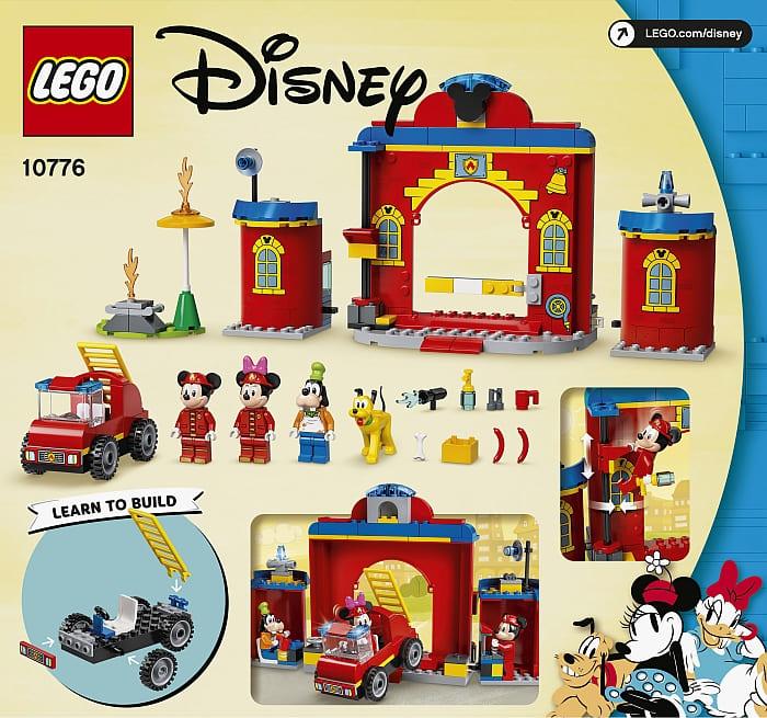 10776 LEGO Disney 2