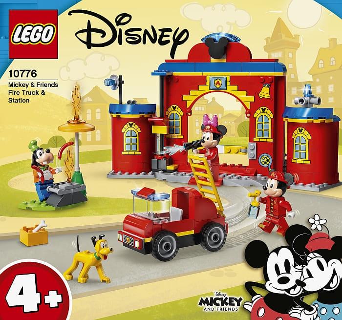10776 LEGO Disney