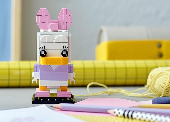 40476 LEGO BrickHeadz Daisy Duck 1