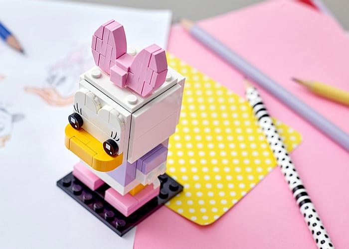 40476 LEGO BrickHeadz Daisy Duck 2