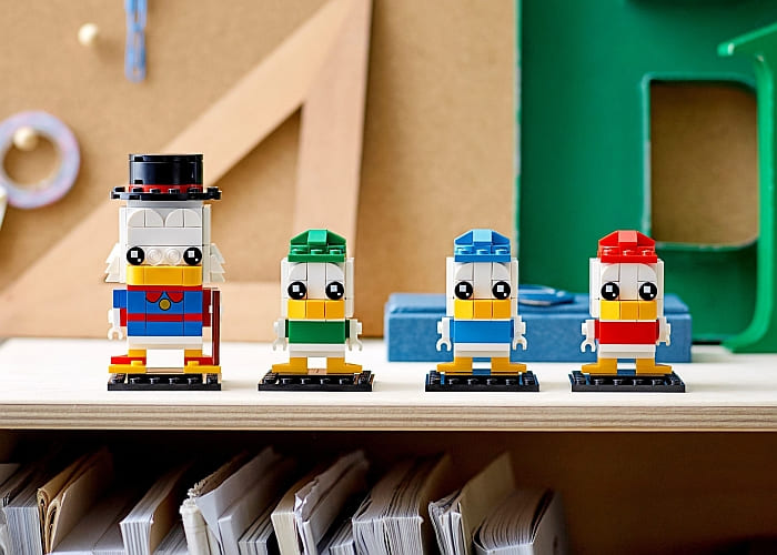 40477 LEGO Disney Ducks 2