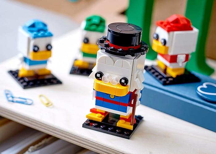 40477 LEGO Disney Ducks 3