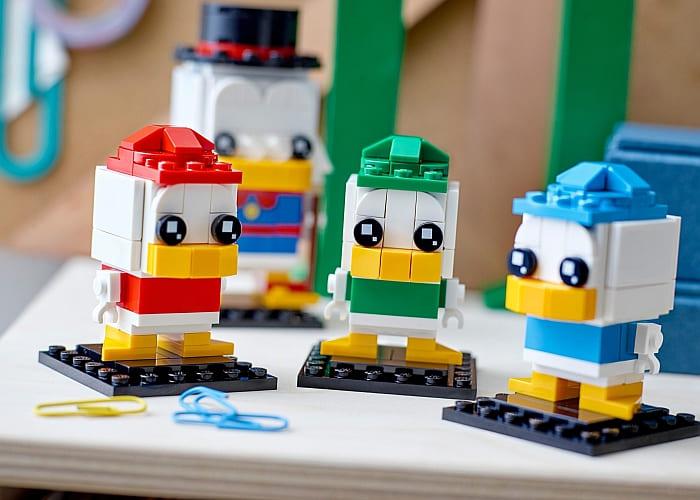 40477 LEGO Disney Ducks 4