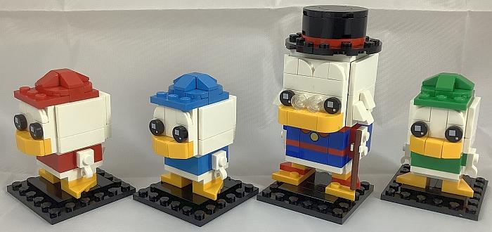 40477 LEGO Disney Ducks 5