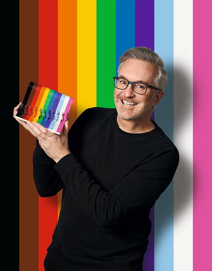 40516 LEGO Rainbow 3