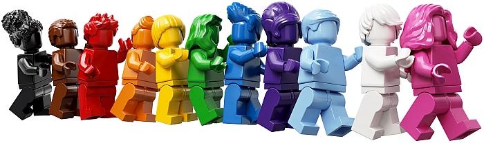 40516 LEGO Rainbow 5