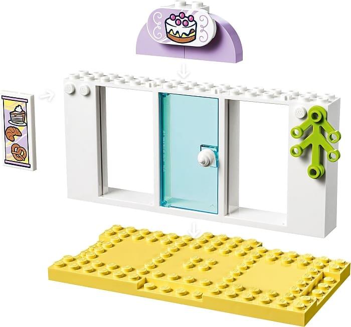 41440 LEGO Friends Bakery 2