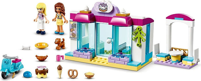41440 LEGO Friends Bakery 3