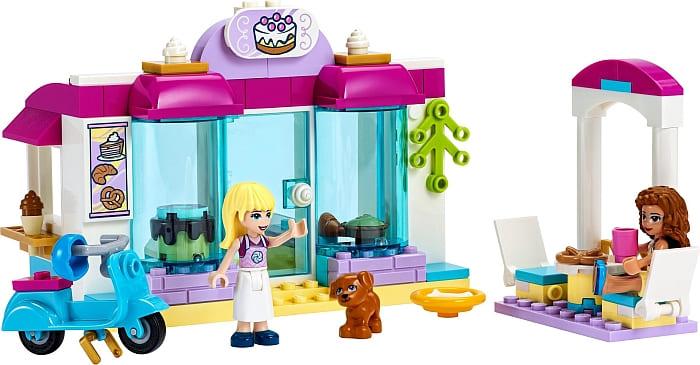 41440 LEGO Friends Bakery