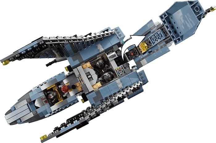 75314 LEGO Star Wars 4