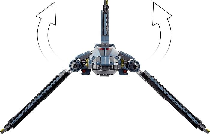 75314 LEGO Star Wars 5