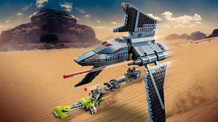 75314 LEGO Star Wars 7