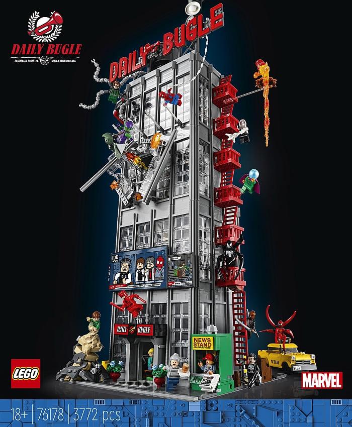 76178 LEGO Daily Bugle 1