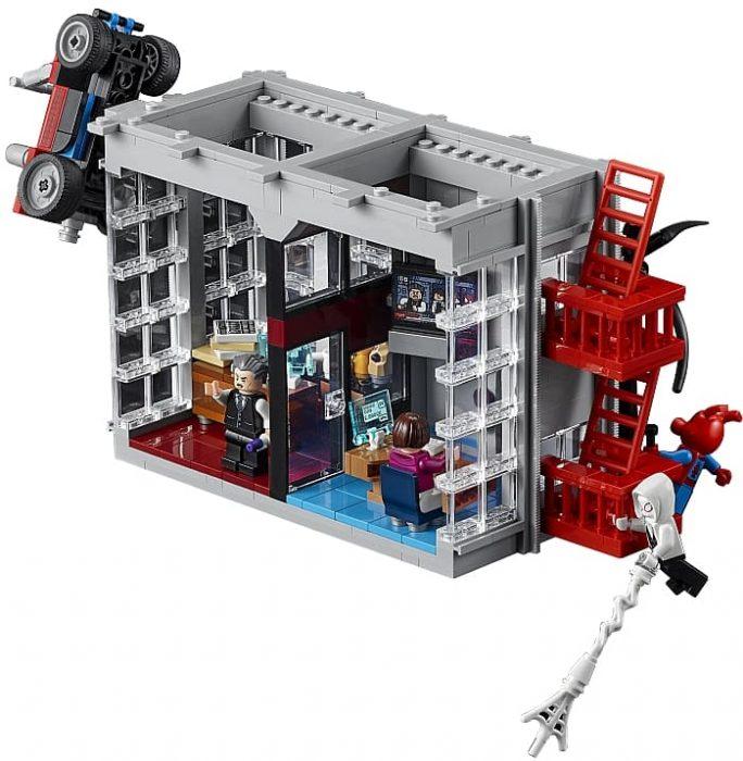 76178 LEGO Daily Bugle 10