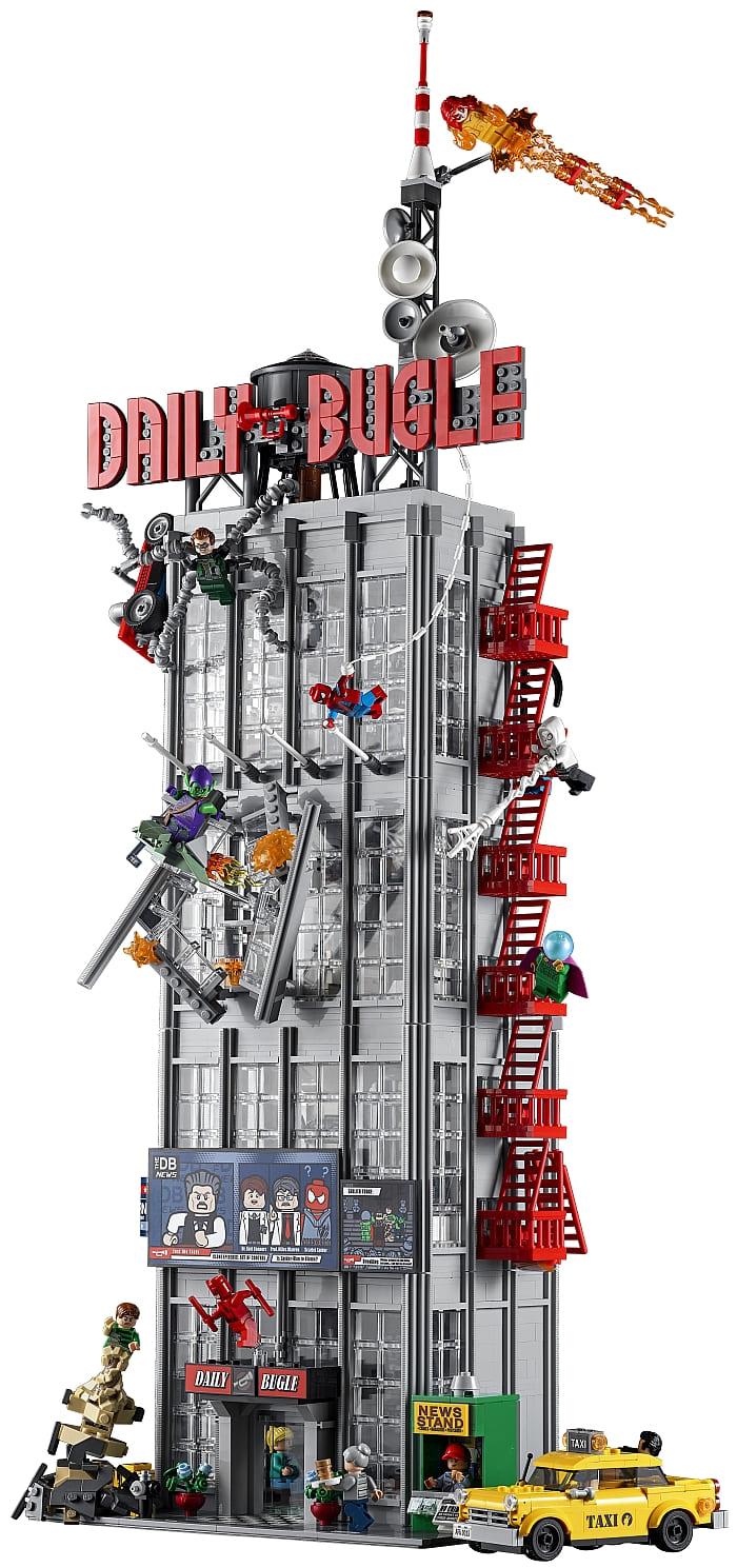 76178 LEGO Daily Bugle 12