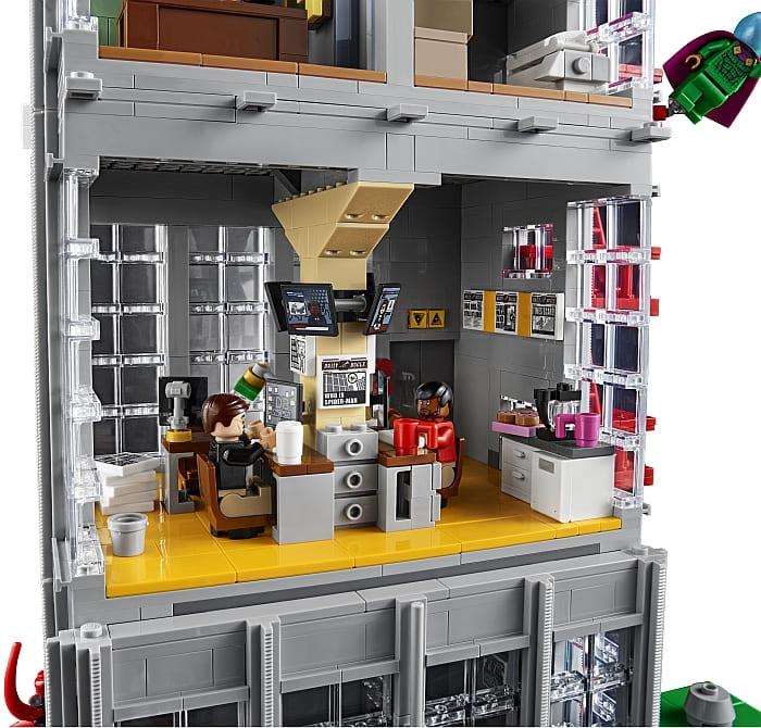 76178 LEGO Daily Bugle 5