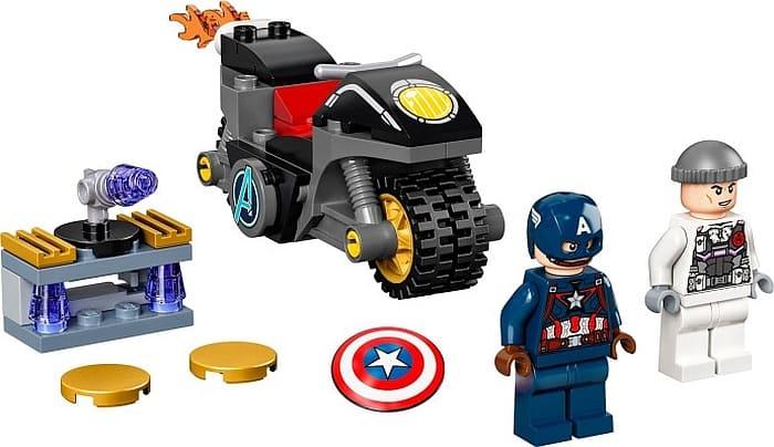 76189 LEGO Marvel Super Heroes