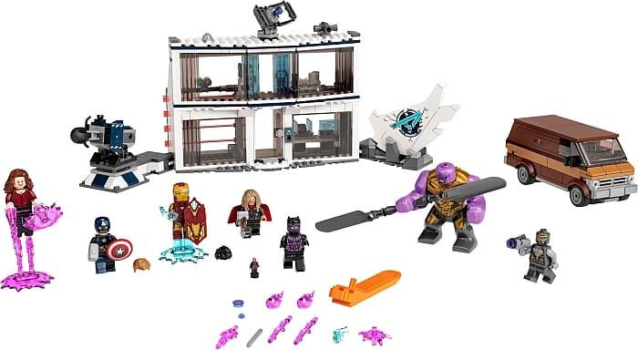 76192 LEGO Marvel Super Heroes